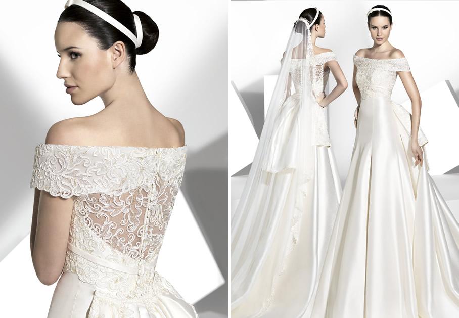 wedding dresses spanish designer | Wedding