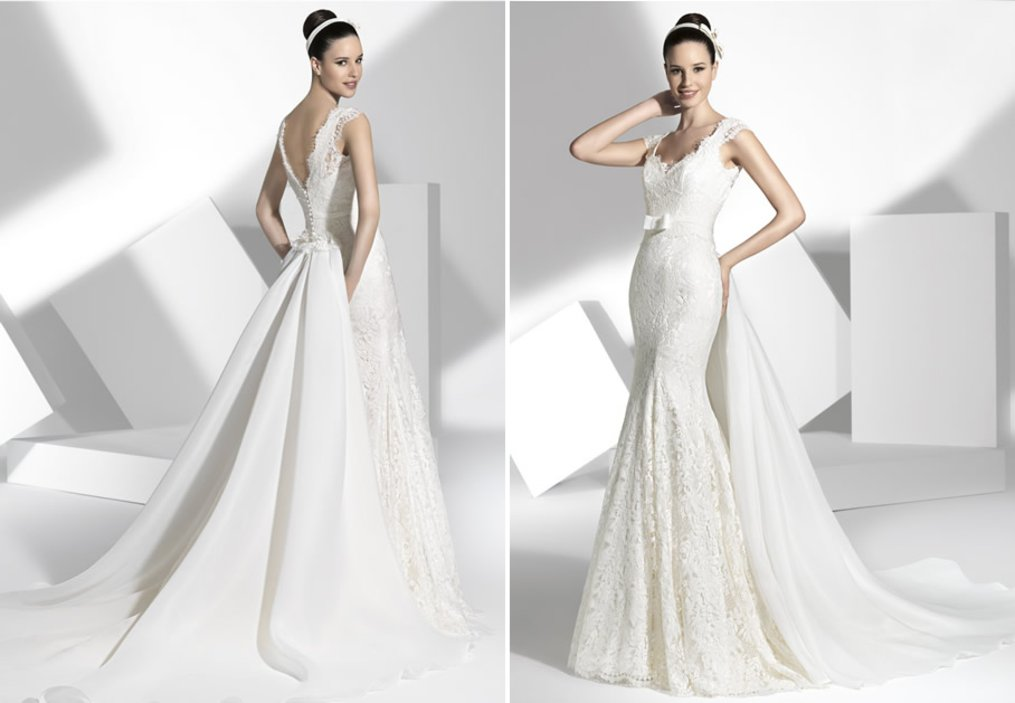20 Gorgeous Bridal Gowns by Franc Sarabia\' Ideabook by onewed ...
