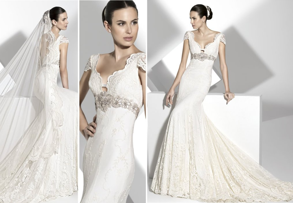 2013 Wedding Dress Franc Sarabia Bridal Gowns Spanish Designers 156
