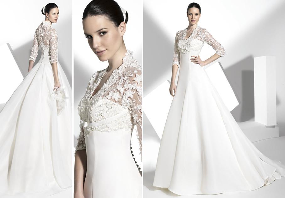 Spanish Wedding Dress Designer P Dresses In Jax