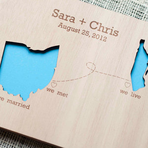 map inspired weddings travel themed wedding invitations and paper, Wedding invitations