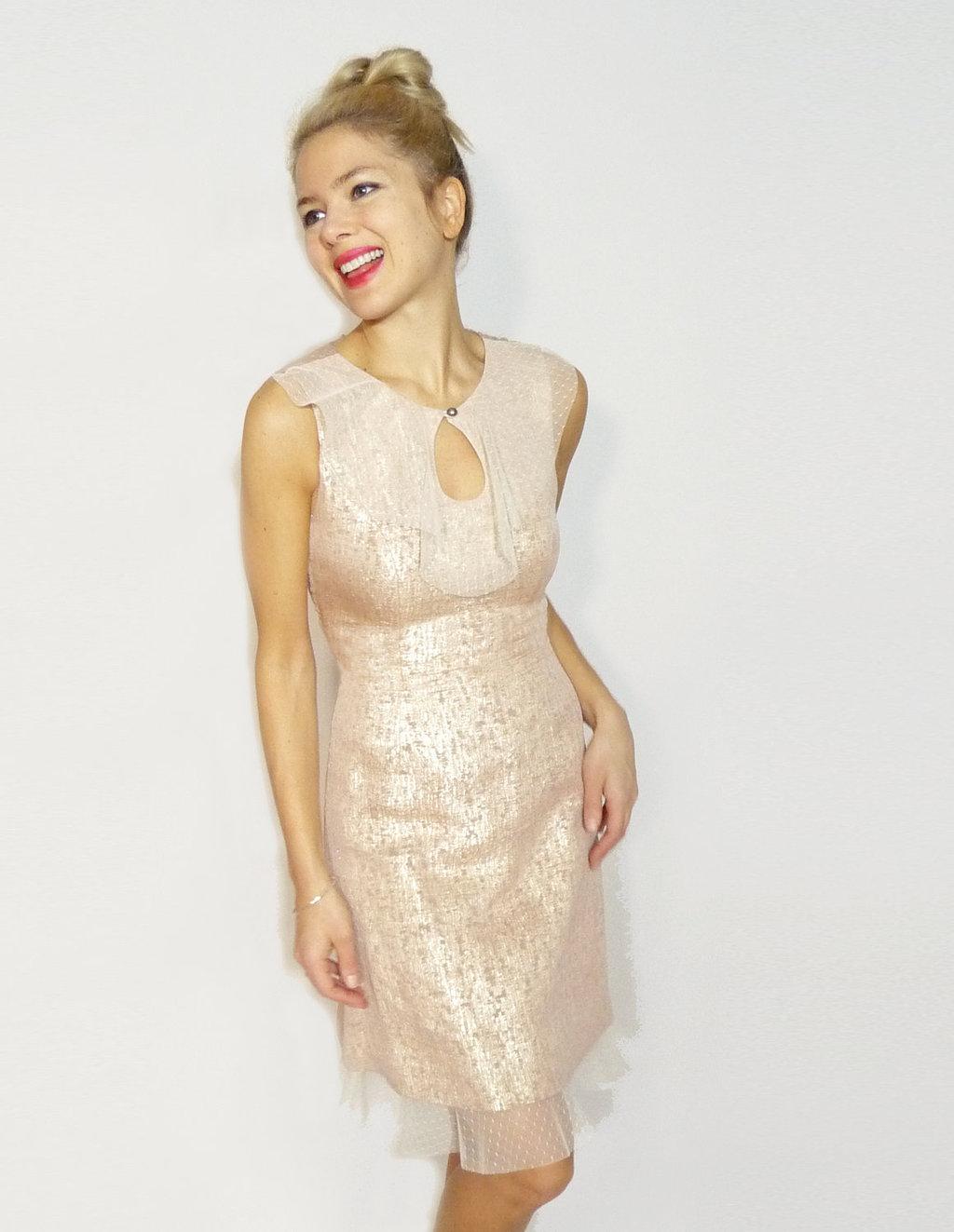Beautiful-bridesmaid-dresses-from-etsy-bridal-party-attire-metallic-blush-pink.full