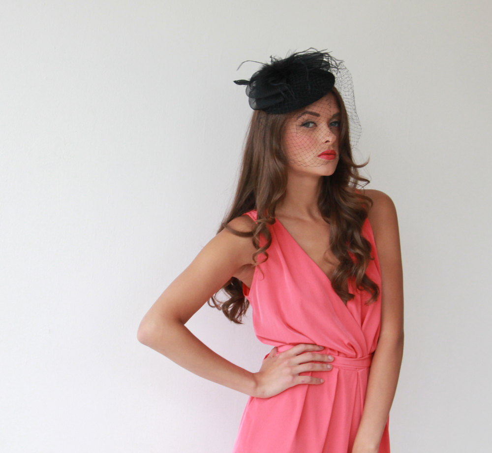 Covetable-bridesmaid-dresses-and-wedding-guest-attire-from-etsy-coral-2.full