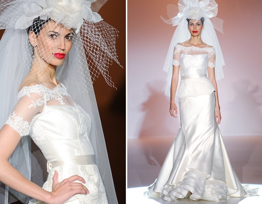 2013 wedding dresses from Spain bridal style couture 1