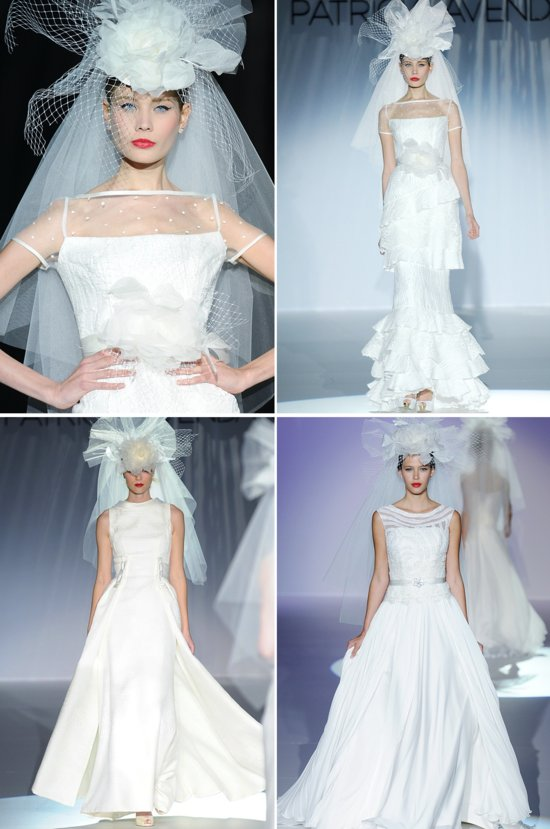2013 wedding dresses International bridal couture bridal gown from Spain 1