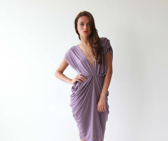 covetable bridesmaid dresses and wedding guest attire from Etsy lavendar 2