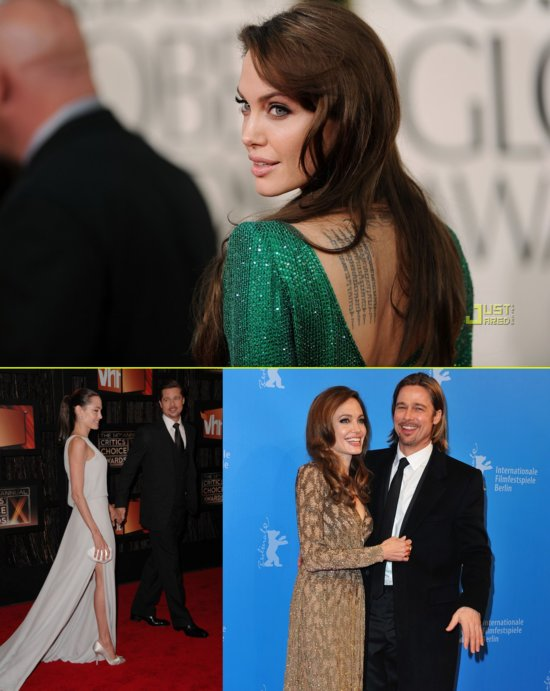 brad pitt angelina jolie wedding rumors august 2012 celebrity weddings