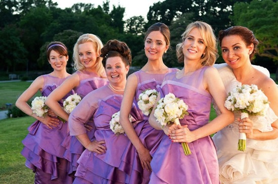 bad bridesmaid style ugly bridal party photos wedding fun Bridesmaids