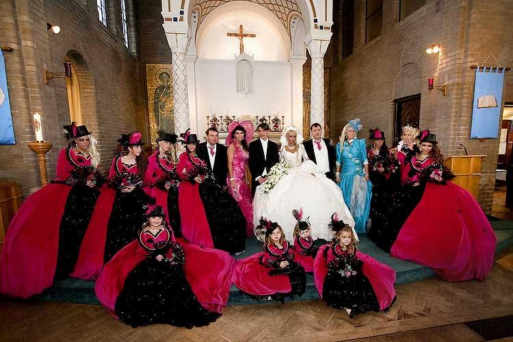 Bad Bridesmaid Style Ugly Bridal Party Photos Wedding Fun 9