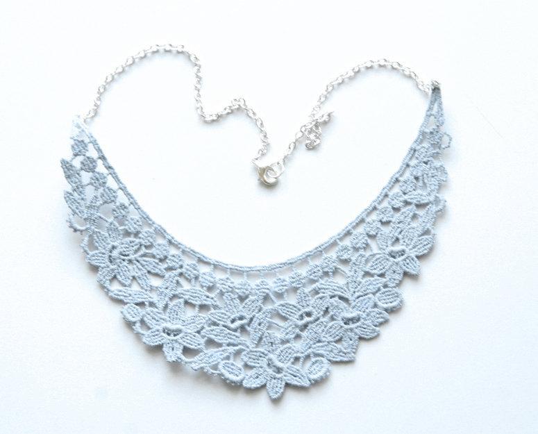 Something-blue-wedding-inspiration-bridal-style-spotting-lace-necklace.full