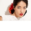 Gorgeous-wedding-hair-and-makeup-bridal-beauty-inspiration-red-lips-light-eyes.square