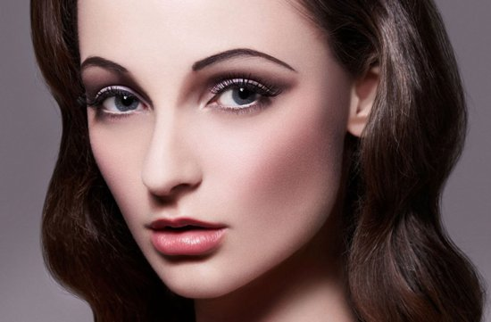 bridal beauty inspiration wedding hair makeup warm tones vintage inspired