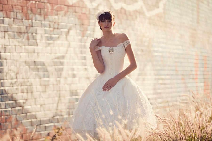 gorgeous Etsy wedding dresses handmade bridal gowns 10