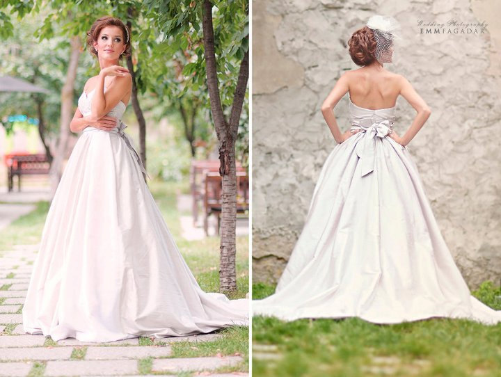 gorgeous Etsy wedding dresses handmade bridal gowns 3