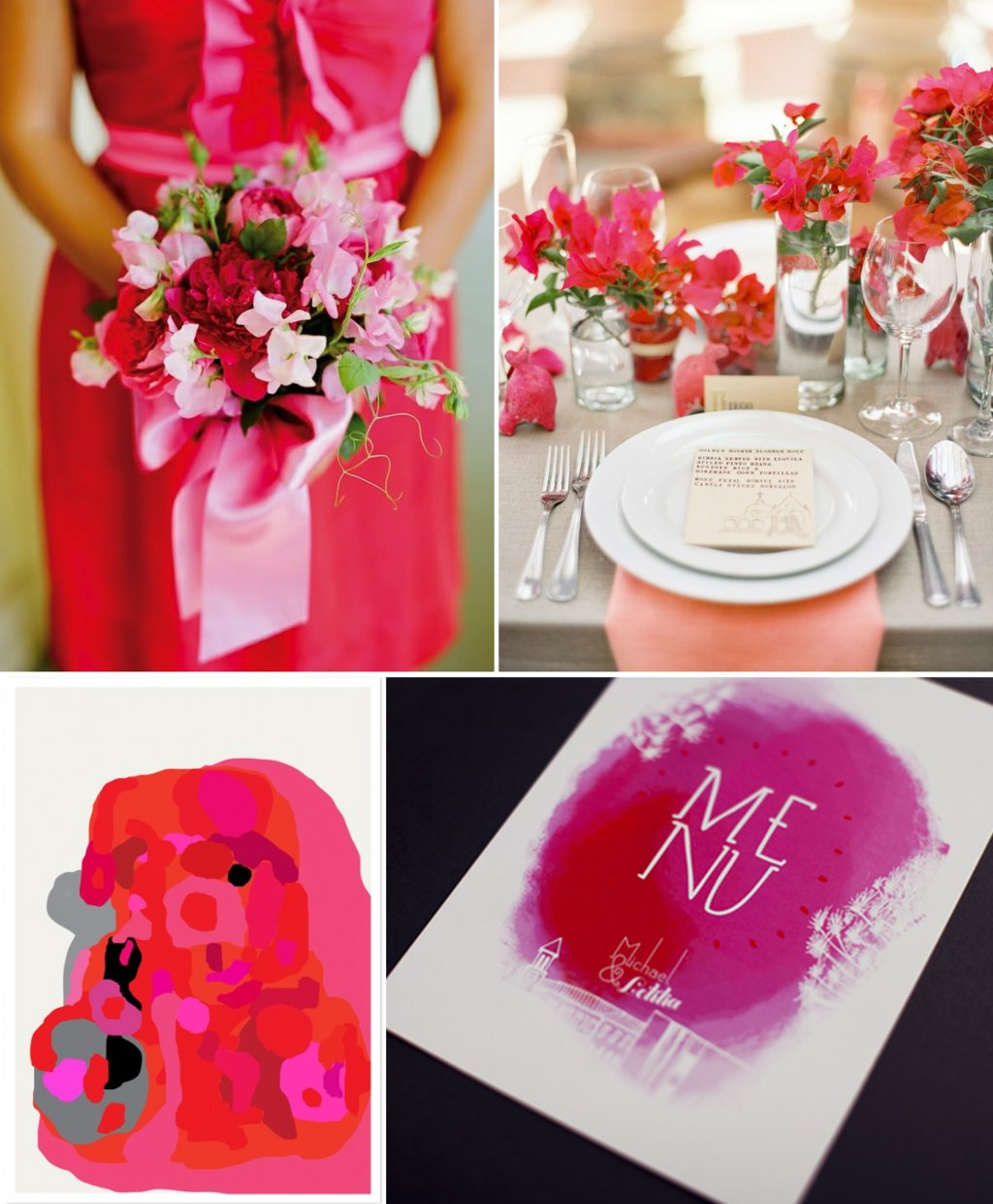 Pretty-pink-wedding-inspiration-monochromatic-color-palettes.full