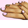 Pretty-wedding-manicures-light-pink-with-gold-black.square