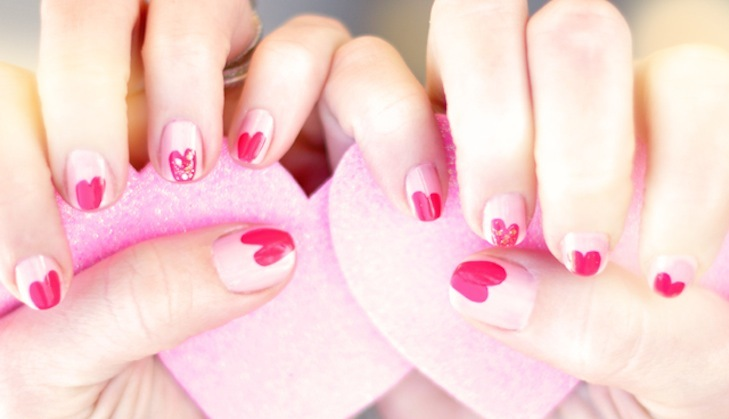 Wedding-worthy-manicures-for-the-fashion-forward-bride-white-red-hearts-2.full