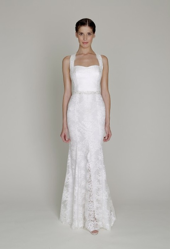 2013 wedding dress Monique Lhuillier Bliss bridal gowns 1