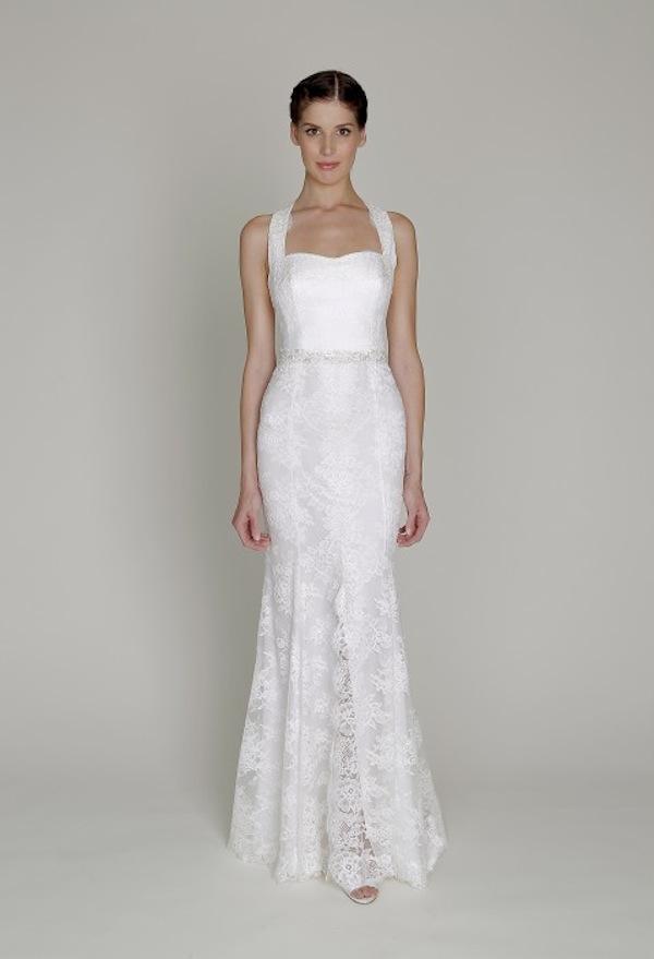 2013 wedding dress monique lhuillier bliss bridal gowns 1 for Buy monique lhuillier wedding dress