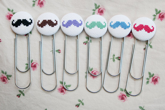 fun wedding details for the reception mustache theme wedding finds favors