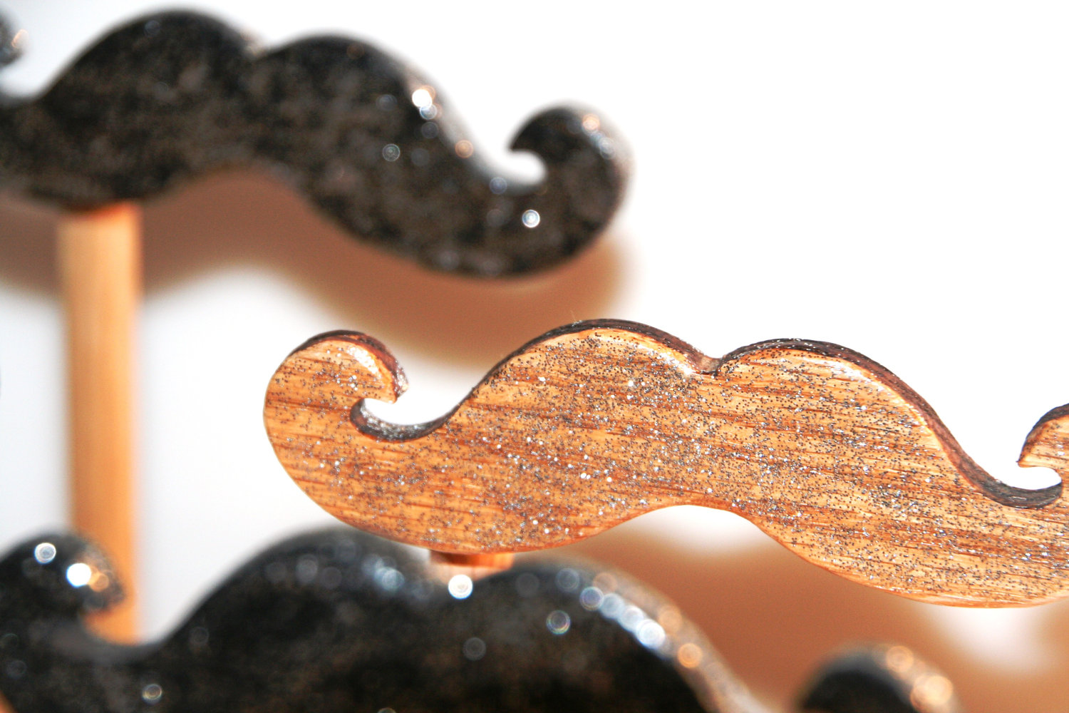 Shimmery-wedding-photo-booth-props-mustaches.original