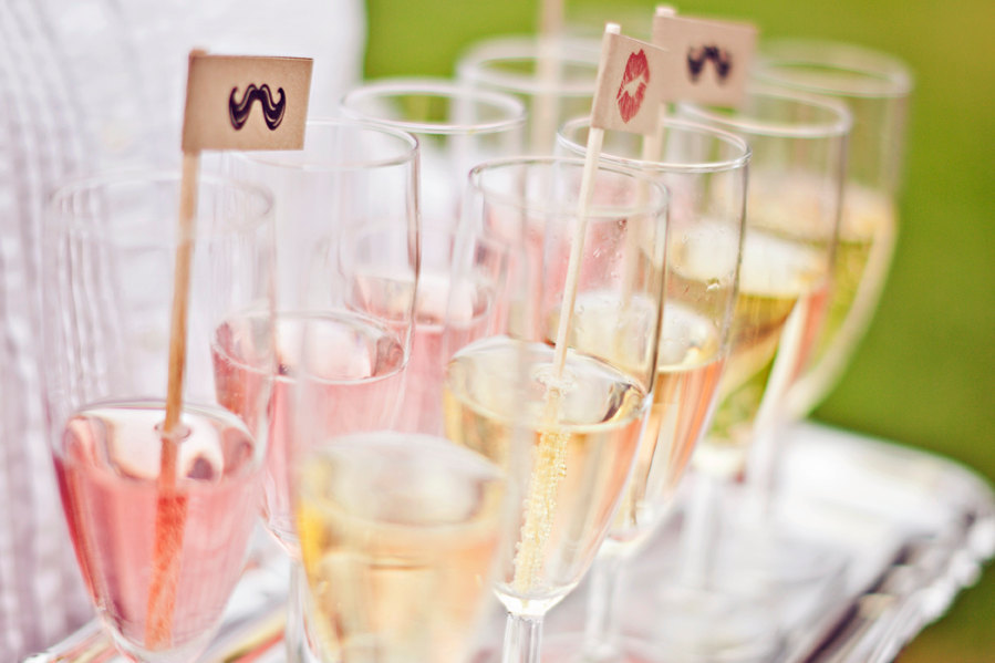 fun wedding details for the reception mustache theme wedding finds drink stirs