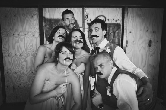 fun wedding details for the reception mustache theme wedding finds black white photobooth picture