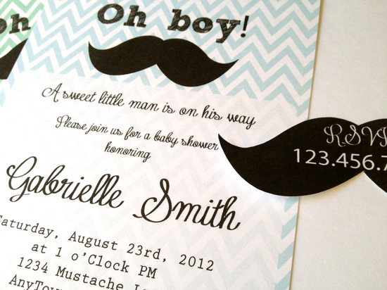 fun wedding details for the reception mustache theme wedding finds 1