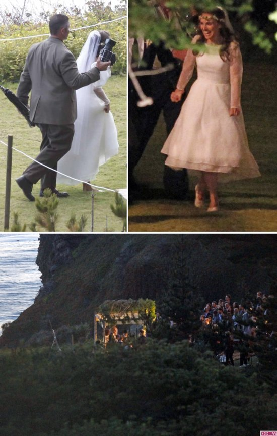 natalie portman wedding dress celebrity weddings summer 2012