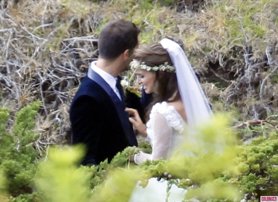 photo of I Do or I Don't to Natalie Portman's Traditional Tea-Length Wedding Dress?