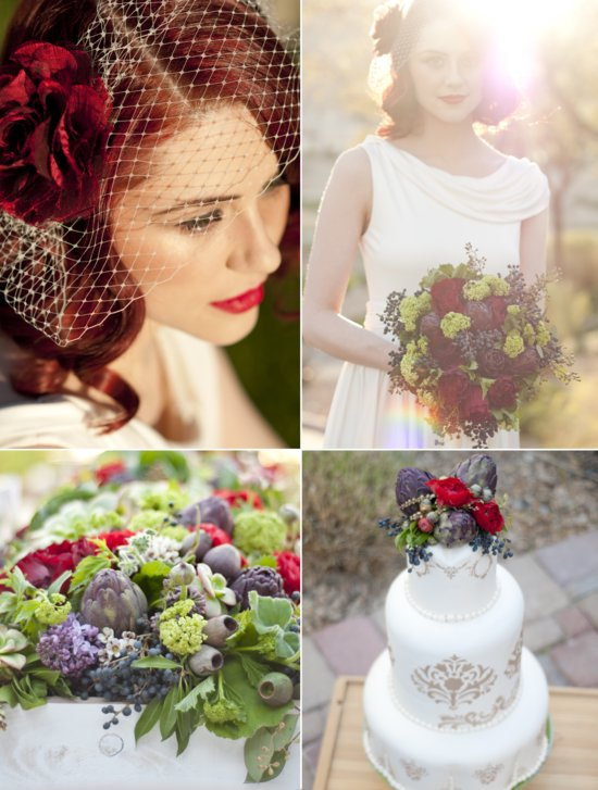 romantic wedding inspiration for fall outdoor weddings Parisian inspired