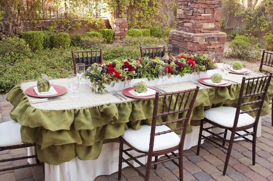 Parisian romance wedding inspiration handmade weddings Amelie theme romantic outdoor tablescape