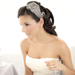 photo of Exquisite Wedding Hair Accessories and Bridal Veils by Bethany Lorelle