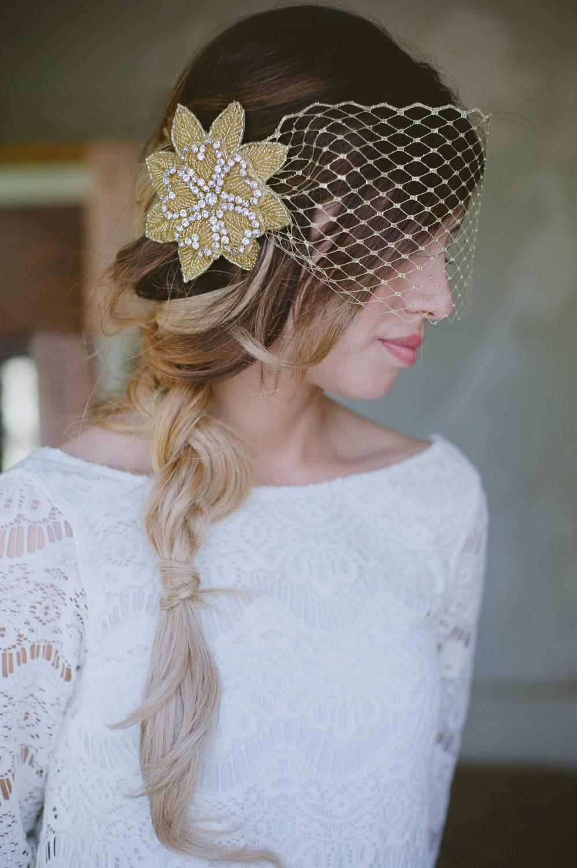 Wedding-hair-accessories-bridal-veils-handmade-gold-rhinestones.full