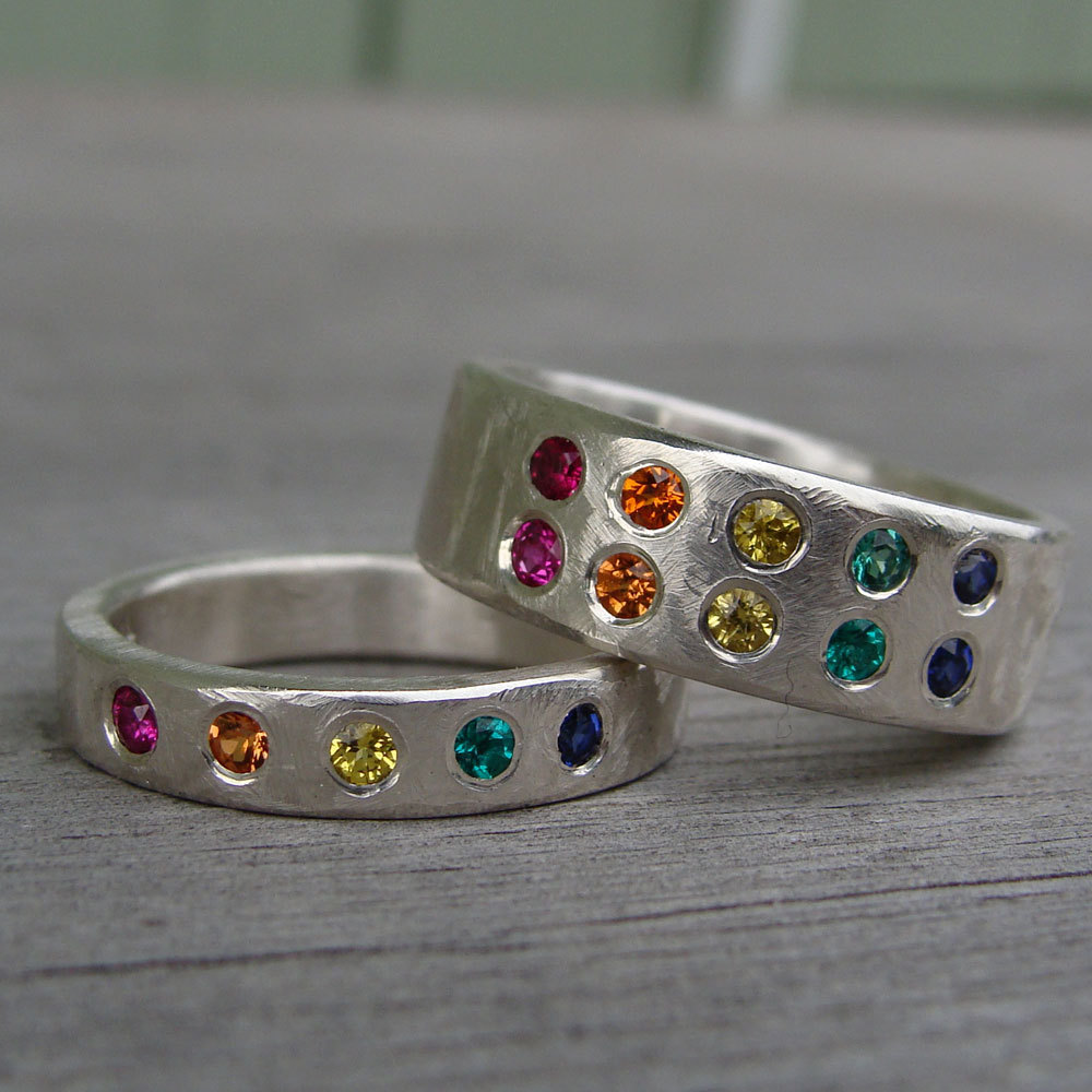 Rainbow-wedding-inspiration-wedding-bands.full