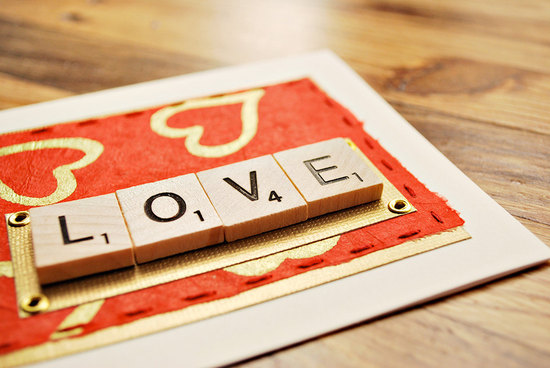 wedding theme inspiration Scrabble infused weddings escort cards