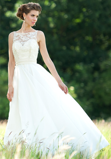 photo of Bridal Designer Spotlight: Lyn Ashworth