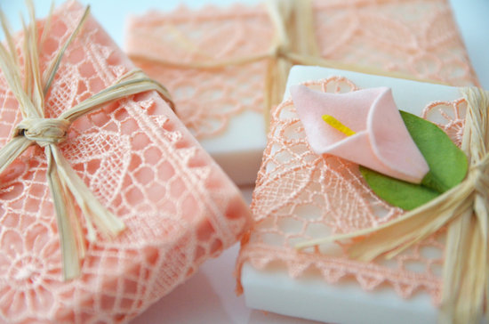 peach wedding pretties romantic inspiration Etsy weddings favors
