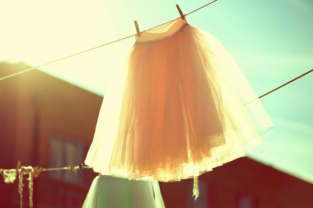 Peach-wedding-pretties-tulle-skirt-for-bridesmaids.full