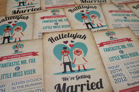 funny wedding invitations about time