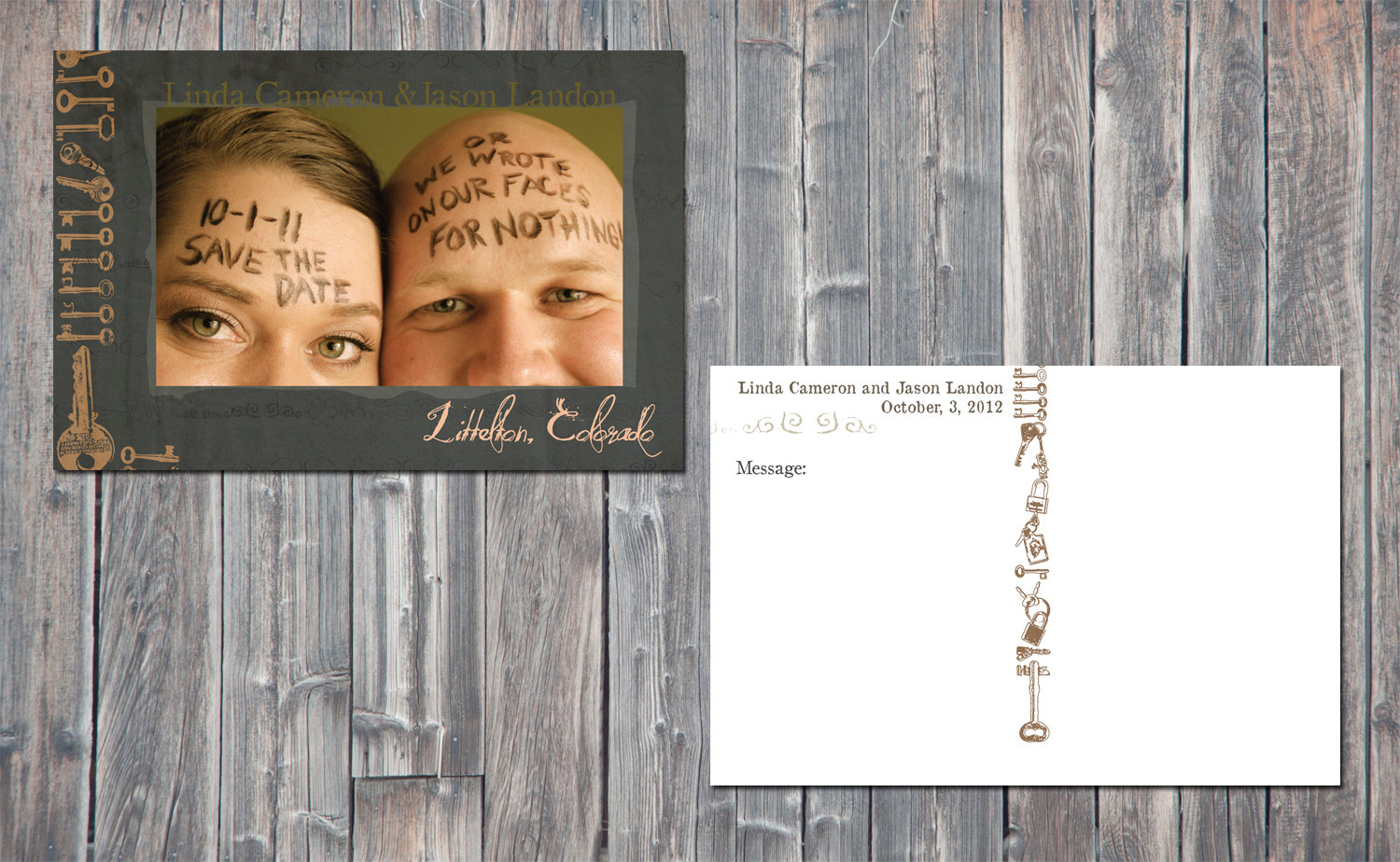 Humorous weddings lol funny cheeky wedding invitations 3 for Some funny wedding invitations