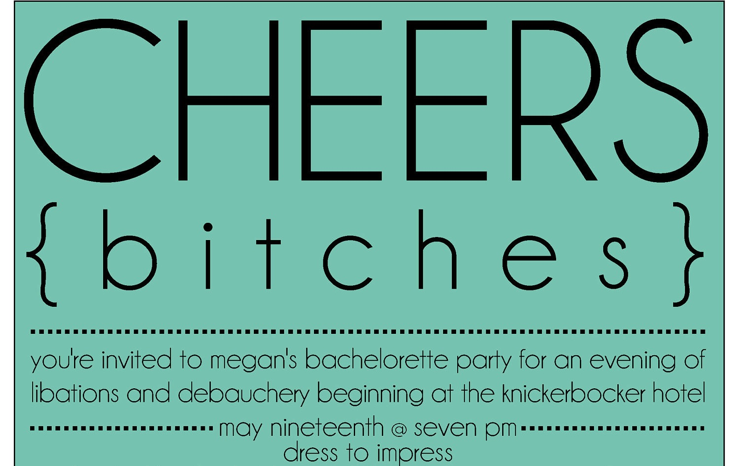 funny-wedding-invitations-pre-wedding-invites-bachelorette-party    Funny Cocktail Party Invitations