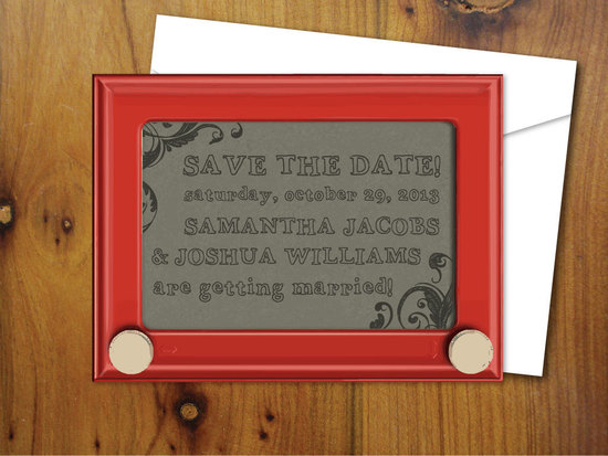 Humor Wedding Invitations: Funny Wedding Invitations Love Story Infographic 4