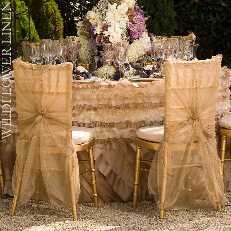 Similiar Champagne Color Wedding Decorations Keywords