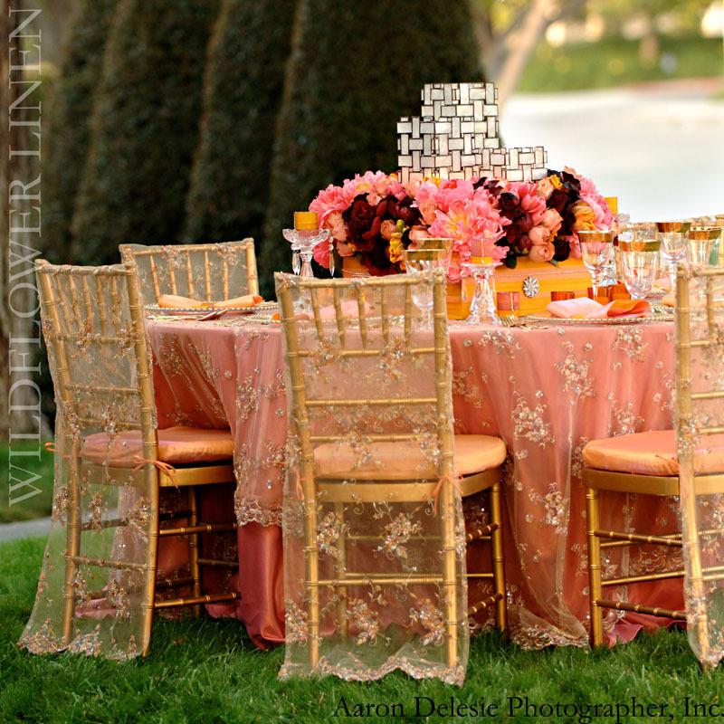 Coral Wedding Reception Images - Wedding Decoration Ideas