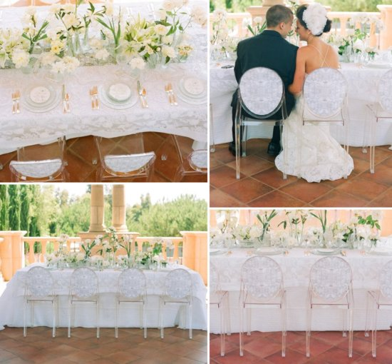 pretty wedding chairs creative ceremony reception decor inspiration 3