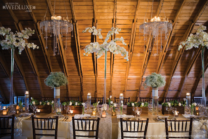 Rustic Luxe Wedding Theme Elegant With A Woodsy Twist 2