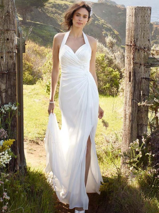 photo of wedding dress fall 2012 davids bridal wedding gown wg3482 v2