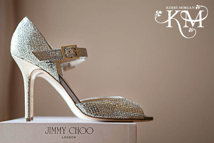 0da15a6901e sparkly silver jimmy choo wedding shoes