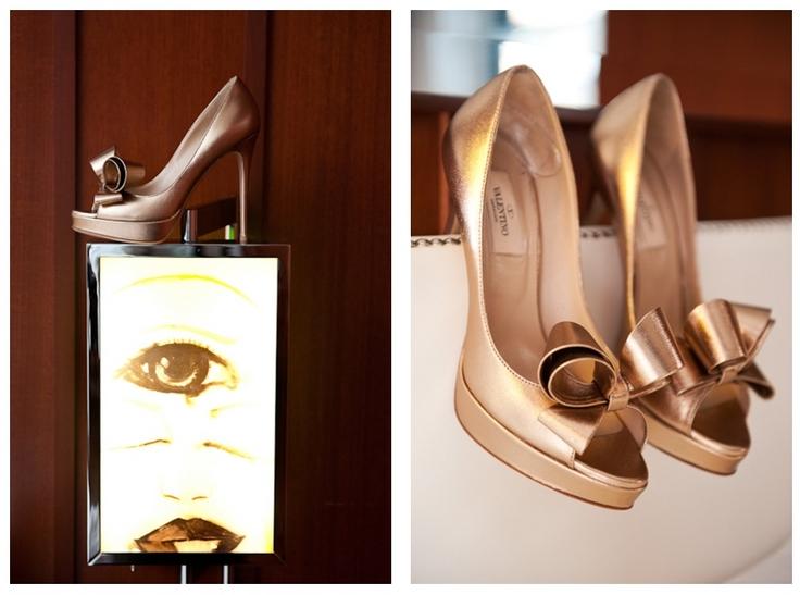 Copper Shoes Wedding 003 - Copper Shoes Wedding